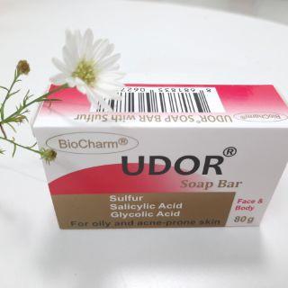 Xà Phòng Y Khoa Biocharm UDOR Soap Bar nhập khẩu