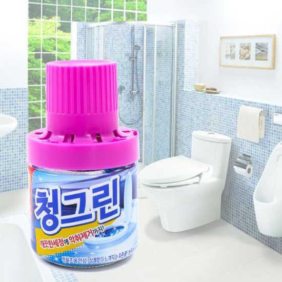 Combo 2 Chai tẩy bồn cầu khử mùi Hàn Quốc