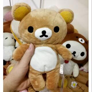 Gấu Rilakkuma giống của Thiên Tỉ