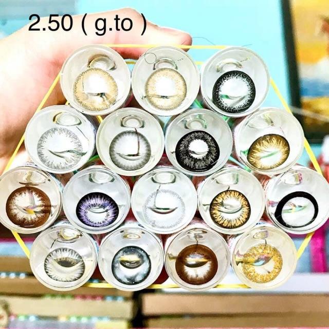 Lens 2,50 – 3,25 độ