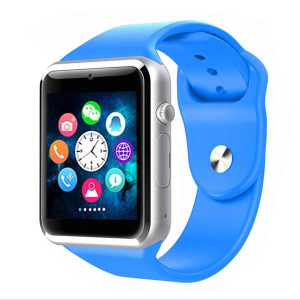 Đồng hồ thông minh Uwatch Smartwatch A1 (Xanh dương) - 2776923 , 275992416 , 322_275992416 , 375000 , Dong-ho-thong-minh-Uwatch-Smartwatch-A1-Xanh-duong-322_275992416 , shopee.vn , Đồng hồ thông minh Uwatch Smartwatch A1 (Xanh dương)
