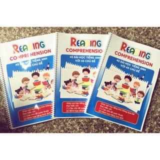 Reading Comprehension-45 bài đọc hiểu với 45 chủ đề ( kèm file nghe)