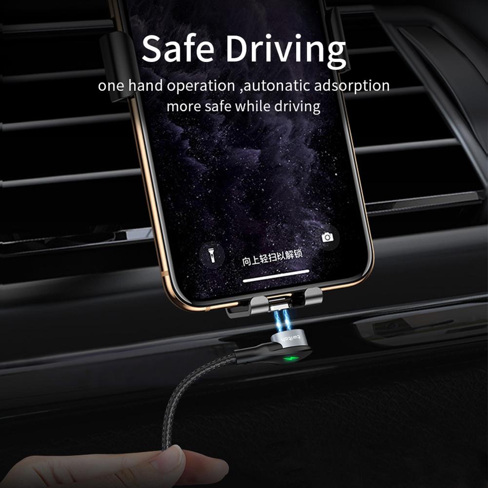 Dây Cáp Sạc Nhanh Đầu Micro Usb Loại C 3a Cho Iphone Android Phone