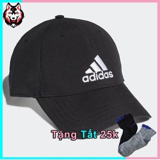 Mũ lưỡi trai Adidas Trefoil Baseball Cap nhiều màu FULL TEM TAG CODE XỊN