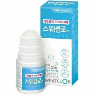Lăn khử mùi hôi nách,hôi chân Kwangdong Hàn quốc