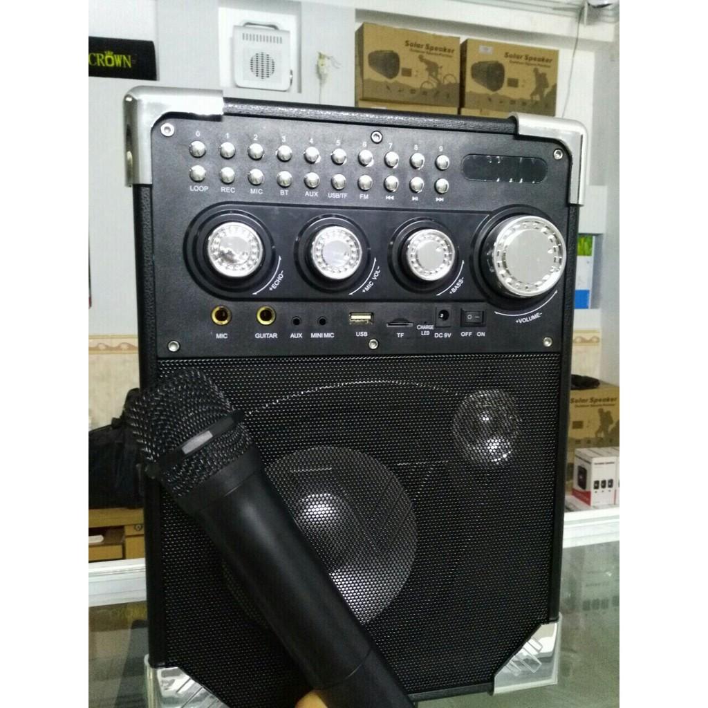 Loa Bluetooth Karaoke K66 có remote điểu khiển - BH 1 năm ( Tặng Micro không dây) - 3467800 , 899636759 , 322_899636759 , 950000 , Loa-Bluetooth-Karaoke-K66-co-remote-dieu-khien-BH-1-nam-Tang-Micro-khong-day-322_899636759 , shopee.vn , Loa Bluetooth Karaoke K66 có remote điểu khiển - BH 1 năm ( Tặng Micro không dây)