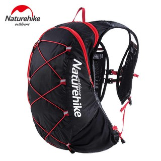 Balo Thể thao Naturehike NH18Y002-B Chạy bộ,leo núi, đạp xe (Có túi đựng nước và ngăn đựng mũ bảo hiểm) - Dung tích 15L thumbnail