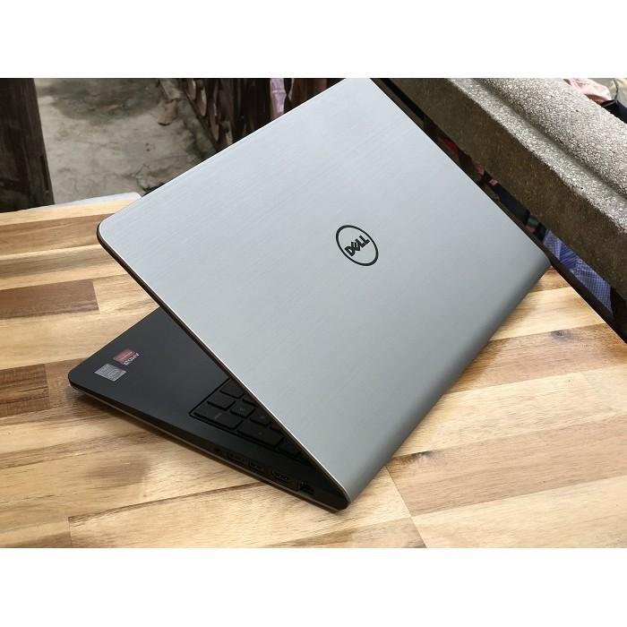 """LAPTOP Cũ Dell Inspiron 5548   Core I5 5200U   RAM 4 GB  Ổ Cứng 500GB   Màn Hình 15.6"""" HD   VGA AMD Radeon R7 M270 (2gb)"""