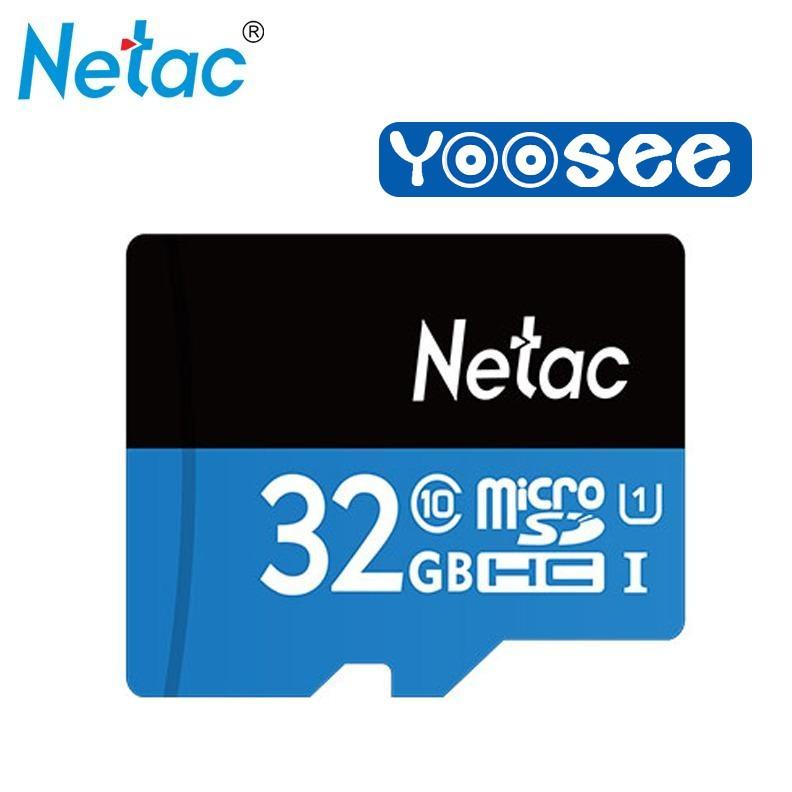 Thẻ nhớ Netac 32GB U1 micro SDHC dùng cho camera yoosee - 2917006 , 1163799832 , 322_1163799832 , 250000 , The-nho-Netac-32GB-U1-micro-SDHC-dung-cho-camera-yoosee-322_1163799832 , shopee.vn , Thẻ nhớ Netac 32GB U1 micro SDHC dùng cho camera yoosee
