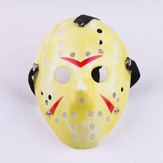 Mặt nạ Jason hóa trang Halloween leegoal Lỗ tròn (dungtran987 )