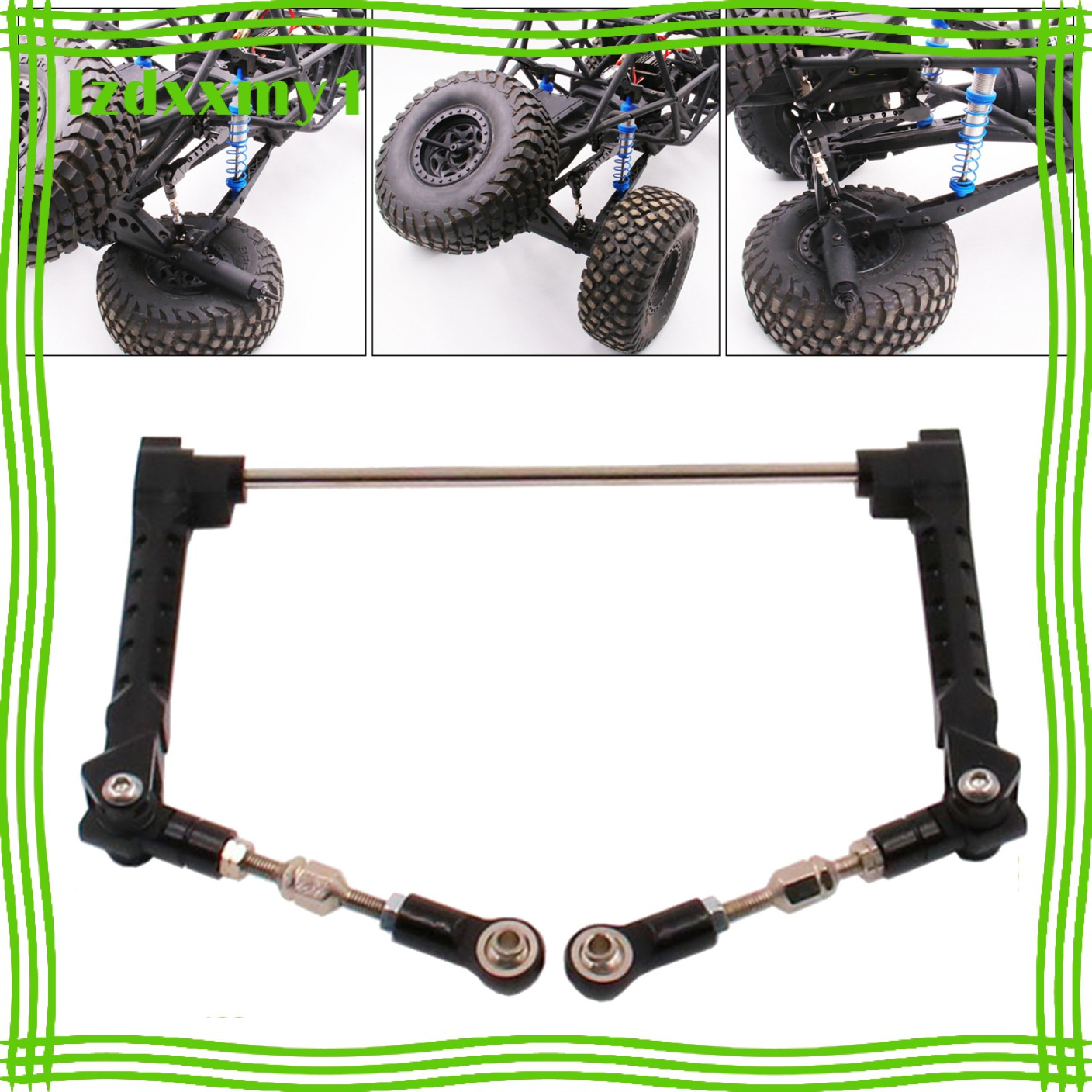 Swaybar Anti-Roll Rod Stabilizer for Axial 1/10th RC Model Vehicle Parts