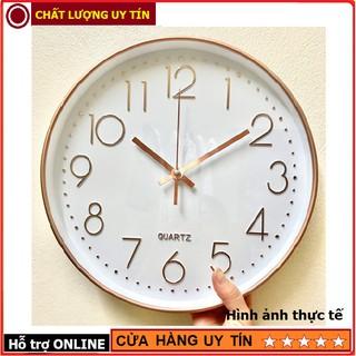 Đồng hồ Treo Tường Kim Trôi-Loại Tốt