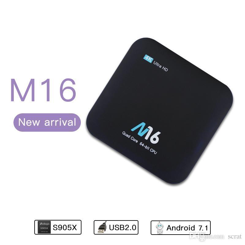 Android box M16 | Chíp S905x | Ram 2gb | Rom 8gb như tx5, mini m8s, t95x, tx3 mini - 2981447 , 1171213551 , 322_1171213551 , 800000 , Android-box-M16-Chip-S905x-Ram-2gb-Rom-8gb-nhu-tx5-mini-m8s-t95x-tx3-mini-322_1171213551 , shopee.vn , Android box M16 | Chíp S905x | Ram 2gb | Rom 8gb như tx5, mini m8s, t95x, tx3 mini