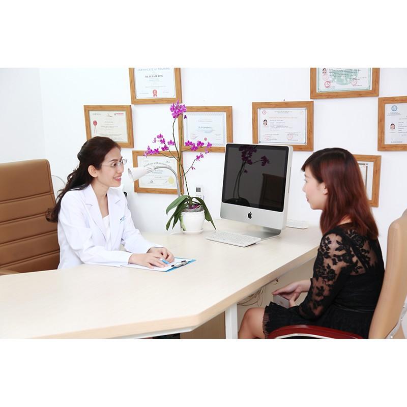 Hồ Chí Minh [Voucher] - Khám và tư vấn chuyên sâu về da tại Hong Beauty Clinic với bác sĩ chuyên kho