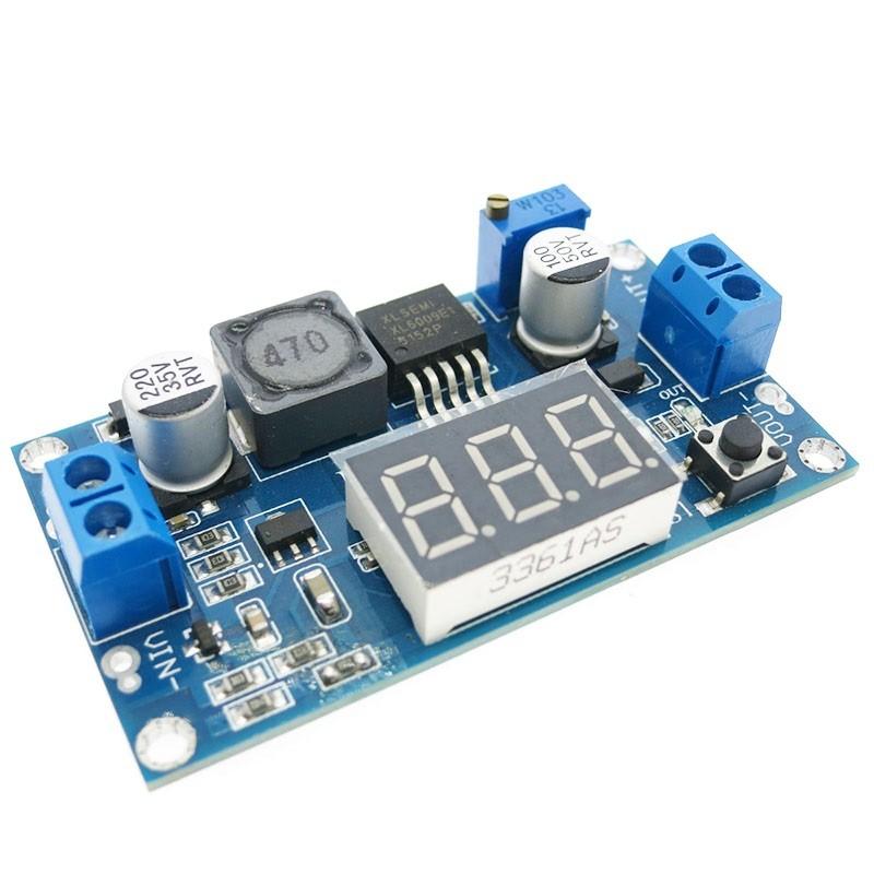 Mạch nguồn tăng áp DC-DC Xl6009 ADJ có LED - 9975034 , 344143954 , 322_344143954 , 70000 , Mach-nguon-tang-ap-DC-DC-Xl6009-ADJ-co-LED-322_344143954 , shopee.vn , Mạch nguồn tăng áp DC-DC Xl6009 ADJ có LED