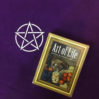 Bộ bài Art of Life Tarot shopgiarebatngo
