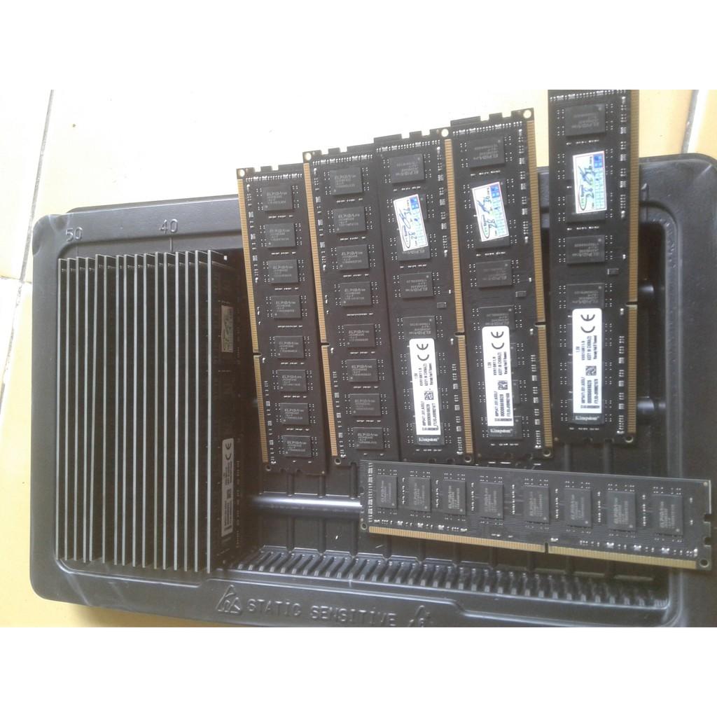 Ram ddr 3 dùng cho máy tính bàn Giá chỉ 540.000₫
