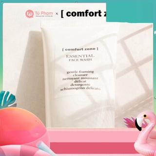 CỦA XẢ SIÊU PHÂM Kem Rửa Mặt Comfort Zone Essential Face Wash 150ml &( thumbnail