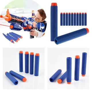 100Pcs 7.2cm Soft Refill Darts for Nerf N-strike Toy