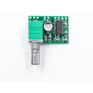 Module khuếch đại âm thanh PAM8403 5V 2 kênh 3W năng lượng USB có công tắc điều khiển âm lượng