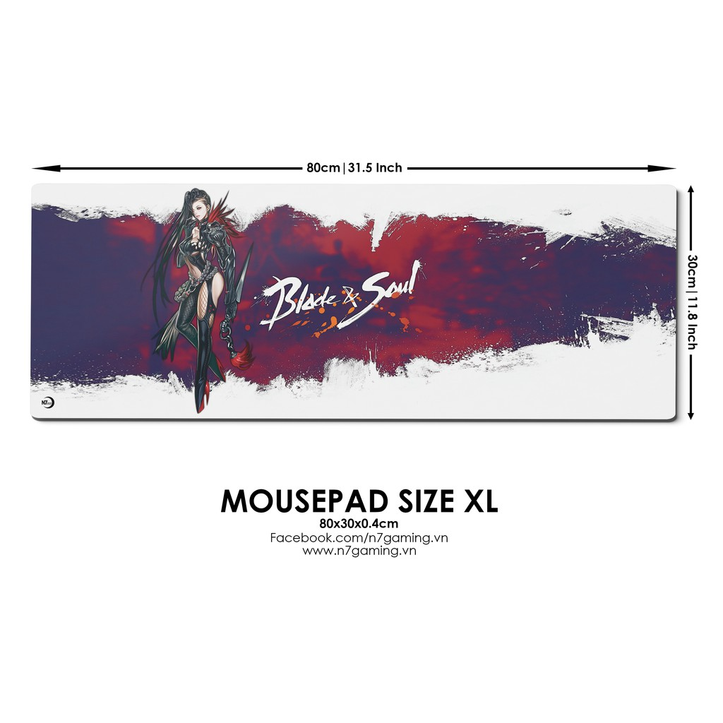 Lót chuột size XL - Blade & Soul 1 (Bns) - 3234816 , 475472323 , 322_475472323 , 200000 , Lot-chuot-size-XL-Blade-Soul-1-Bns-322_475472323 , shopee.vn , Lót chuột size XL - Blade & Soul 1 (Bns)