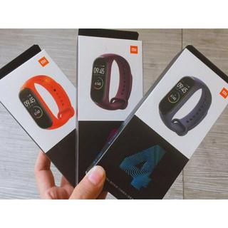 Đồng hồ Xiaomi Mi Band 4 (Có Tiếng Việt) – Nguyên Seal Chính Hãng – Bảo hành 1 năm   Mi band 5