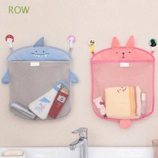 ROW Home Folding Baskets Shower Eco-Friendly Bath Tub Toy Bag