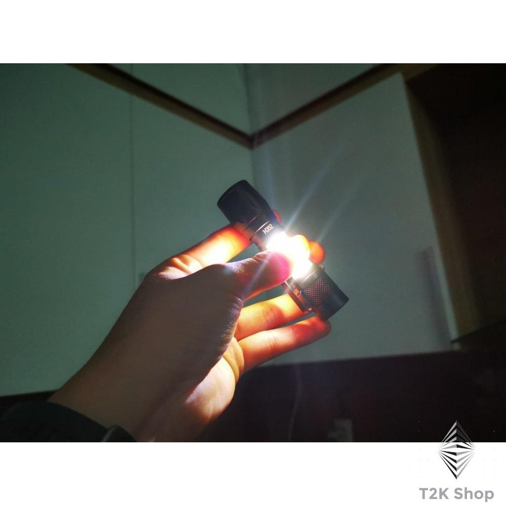 Đèn pin mini siêu sáng cầm tay sạc usb bỏ túi tiện lợi - T2K Shop | Nông  Trại Vui Vẻ - Shop