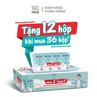 """[Mã GRO1NES123 -15% ĐH 150K] [TẶNG 12 HỘP khi mua 36 hộp] Thùng 48 hộp Sữa chua Tổ Yến Nestlé Yogu 12((3+1)x115ml) giá chỉ còn <strong class=""""price"""">23.000.000.000đ</strong>"""