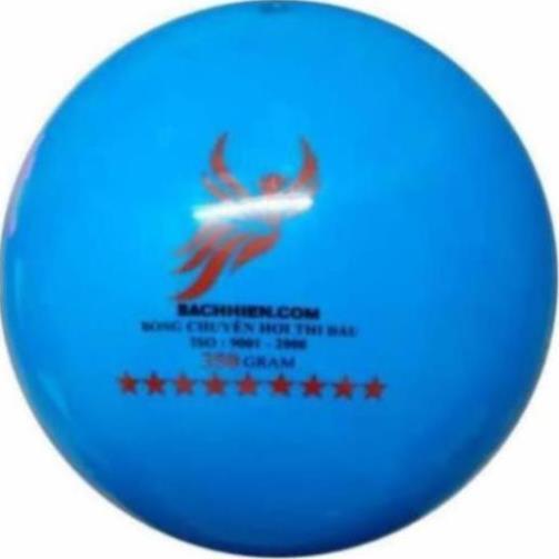 Bóng chuyền hơi 350 gram tiêu chuẩn thi đấu (tặng kim bơm bóng)