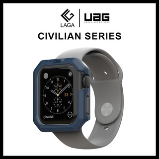 Ốp Chống Sốc UAG Civilian Apple Watch Case 40mm / 44mm Series 4/5/6/SE