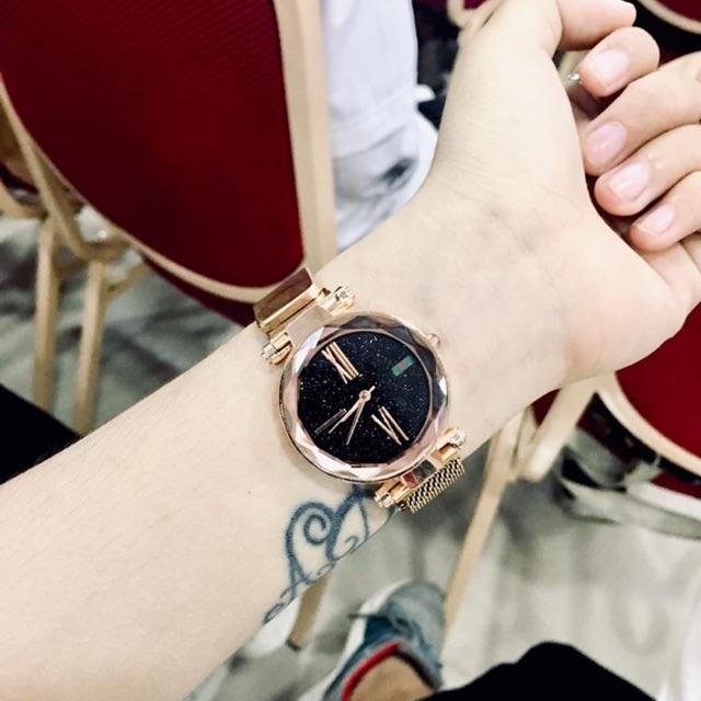 Đồng hồ nam châm cao cấp