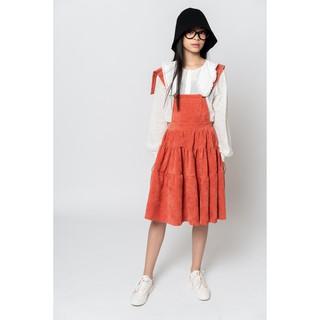Jookyli Váy Yếm Nhung Bé Gái MS18G0338