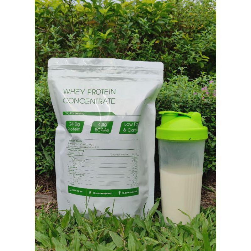 Whey Protein Concentrate NZMP 80% Protein – Đạm whey cô đặc Sữa tăng cơ tăng cân Whey Isolate