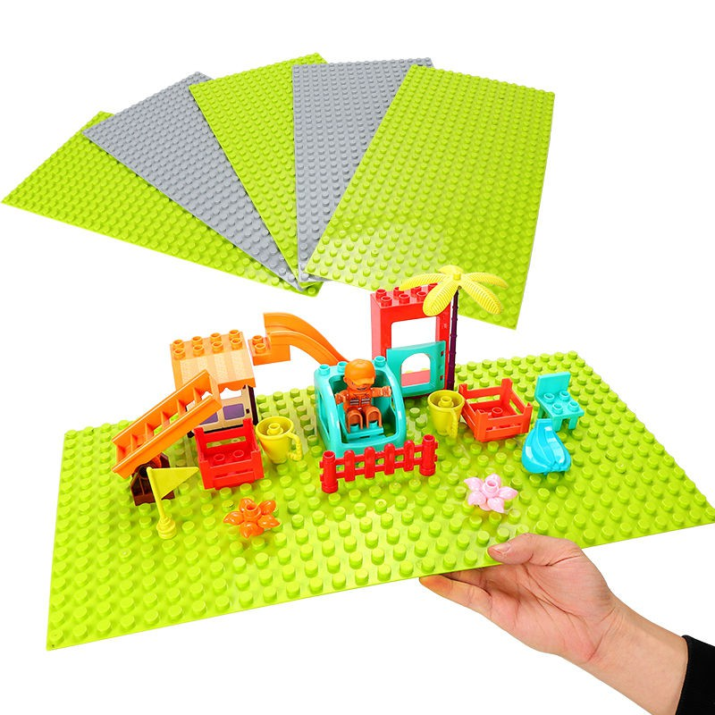 【happylife】Lego board small particle building block bottom board is universally compatible with wall building block wall household wall-mounted assembled toy...