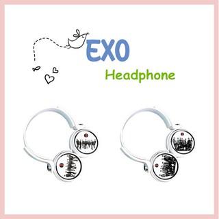 Tai nghe chụp tai có dây 3.5mm hình nhóm nhạc EXO thumbnail