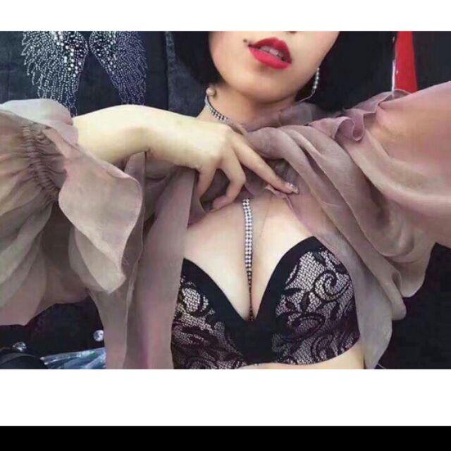 [GIÁ HỦY DIỆT] Áo nâng ngực chống tụt không dây cực đẹp