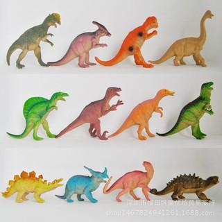 bộ 12 khủng long đồ chơi cho bé