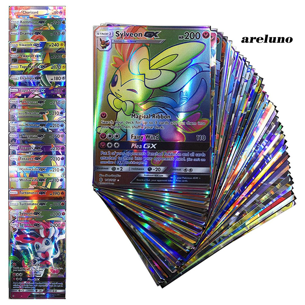 Bộ 20 thẻ bài pokemon v.i.p kích thước 11cmx7cm - Sắp xếp theo liên quan  sản phẩm