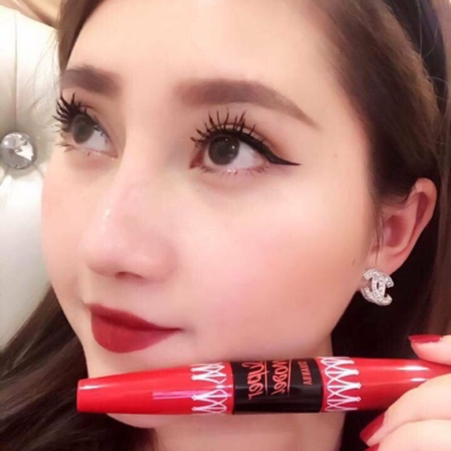 MASCARA NỐI MI 2 ĐẦU SIVANNA SUPER MODEL 5X LONG DEEP BLACK✳️ - 9975374 , 459048893 , 322_459048893 , 150000 , MASCARA-NOI-MI-2-DAU-SIVANNA-SUPER-MODEL-5X-LONG-DEEP-BLACK-322_459048893 , shopee.vn , MASCARA NỐI MI 2 ĐẦU SIVANNA SUPER MODEL 5X LONG DEEP BLACK✳️