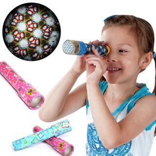 đồ chơi kính vạn hoa đa sắc cho bé