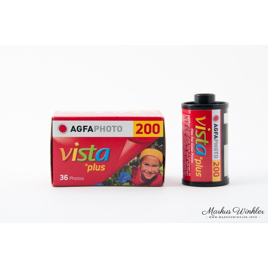 Film màu Agfaphoto Agfa vista plus 200 indate F2