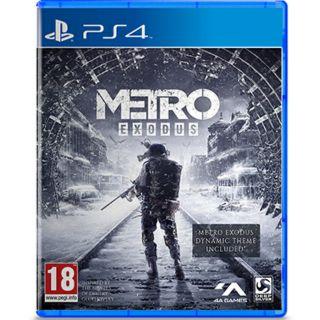 Game PS4 Metro Exodus thumbnail