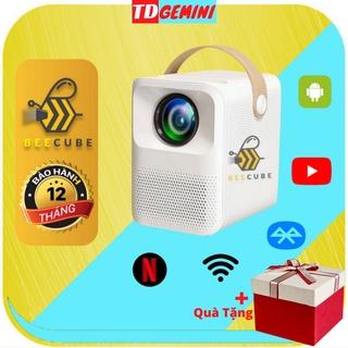 Máy Chiếu Mini BeeCube chính hãng, Full HD 1080, Bảo Hành 12 Tháng
