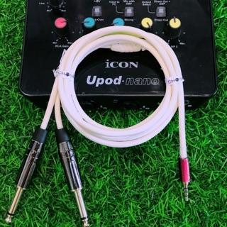Dây livetream  facebook cao cao cấp dành cho icon upod Pro và Mixer F4 Âm thanh cực hay- Hàng chuẩn chất lượng cao