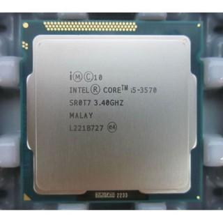 Cpu core i5 3570 sk 1155