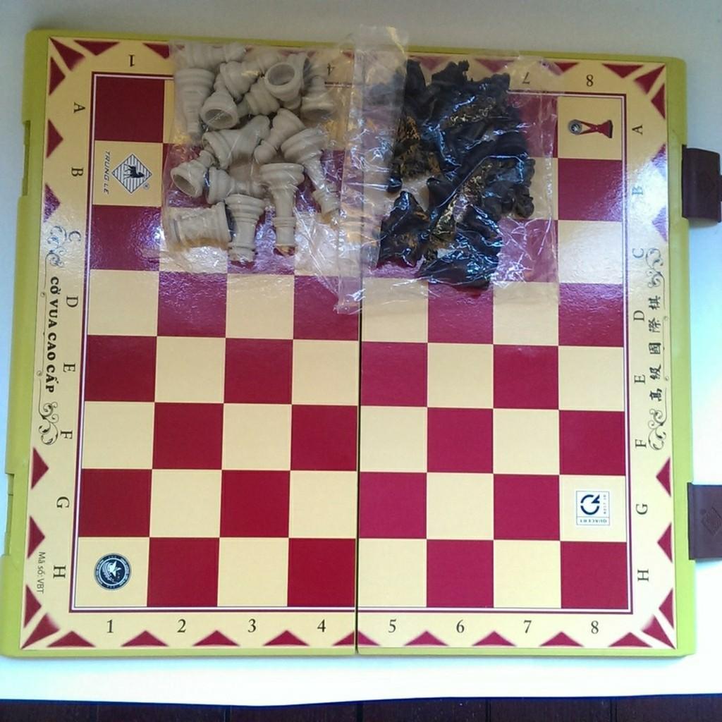 Bộ cờ vua có bàn lớn40*40