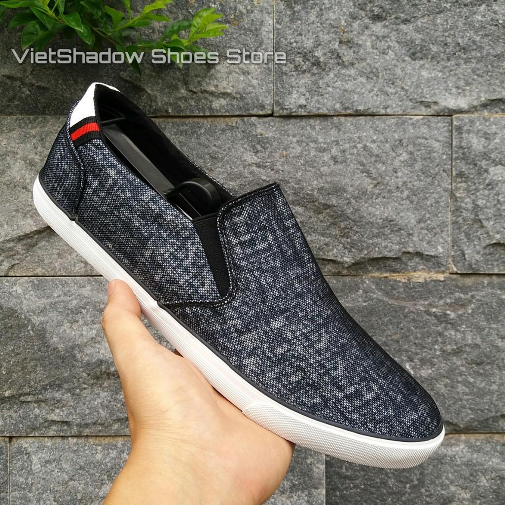 Slip on nam | Giày lười vải nam thương hiệu Leyo - Mã SP: 7260-đen - 3037484 , 378070694 , 322_378070694 , 265000 , Slip-on-nam-Giay-luoi-vai-nam-thuong-hieu-Leyo-Ma-SP-7260-den-322_378070694 , shopee.vn , Slip on nam | Giày lười vải nam thương hiệu Leyo - Mã SP: 7260-đen