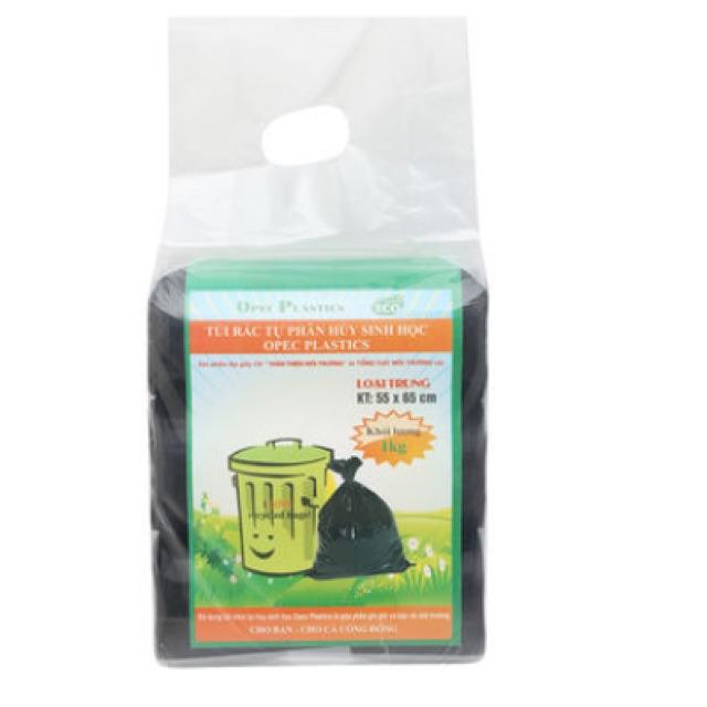 Túi rác tự phân hủy sinh học Opec Plastics 55*65cm 1kg
