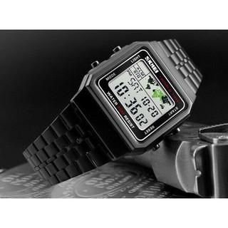 (Giá sỉ) Đồng hồ thời trang nam Skmei điện tử có giờ quốc tế S68